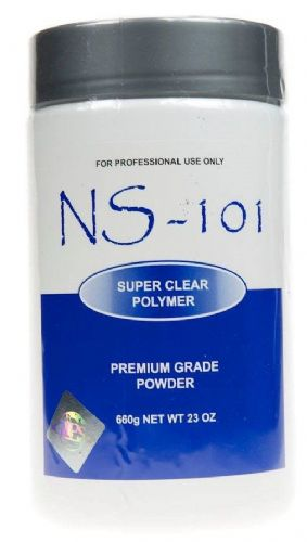 NS-101 SUPER CLEAR ACRYLIC POWDER 660G